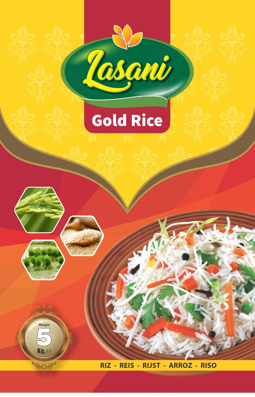 Lasani Gold Rice