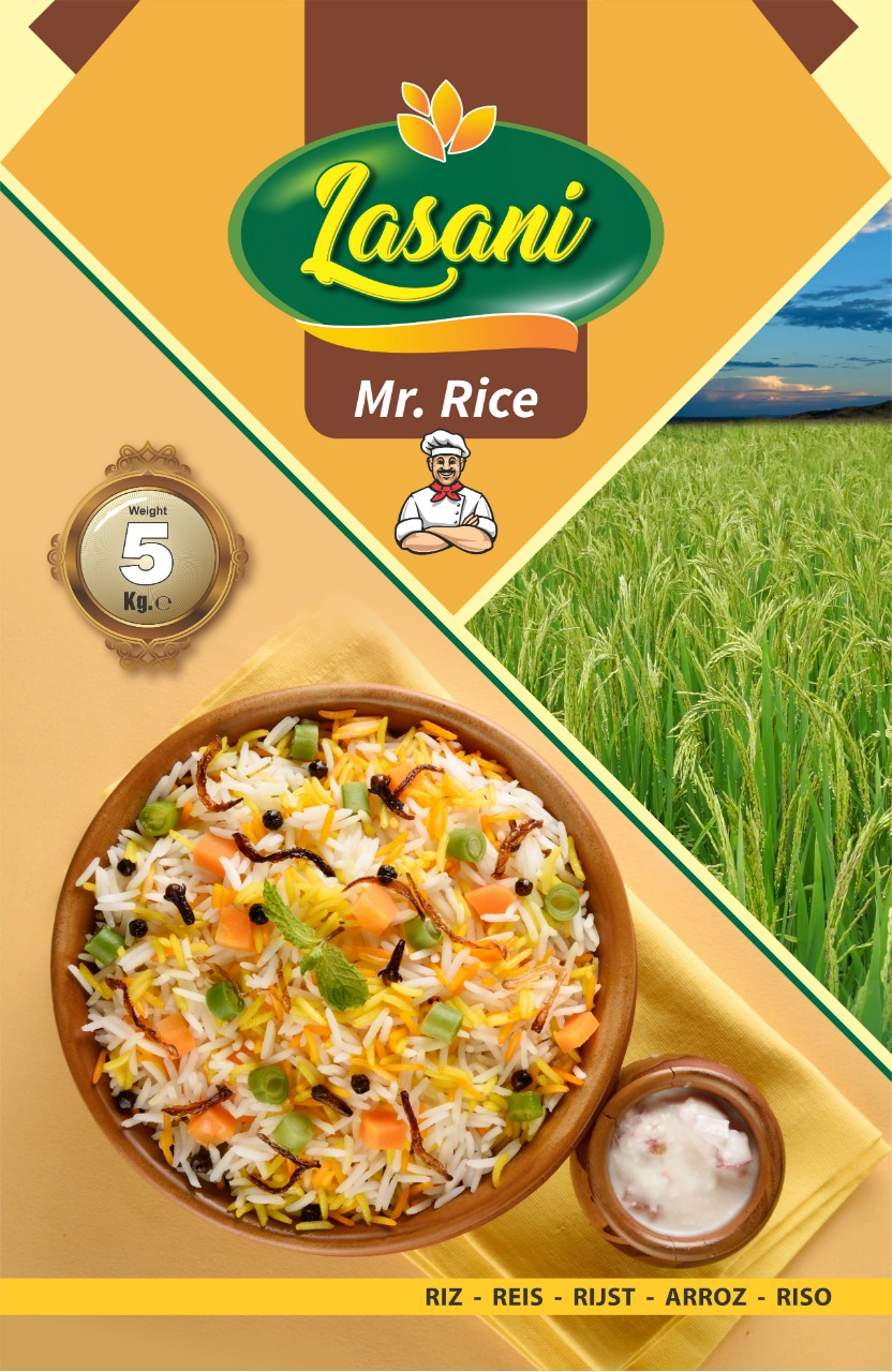 Lasani Mr. Rice